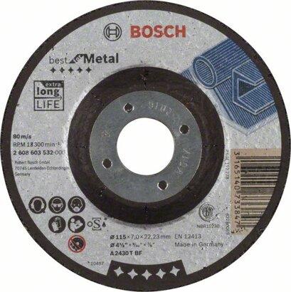 Schruppscheibe Best for Metal