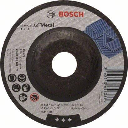 Schruppscheibe Standard for Metal