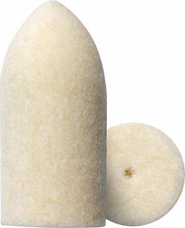 Filz-Polierspitze 9,5 mm (422)
