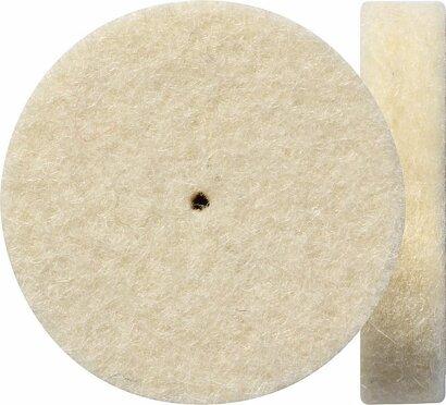 Filz-Polierscheibe 26 mm (429)