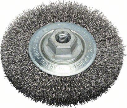 Scheibenbürste Clean for Metal gewellter Draht