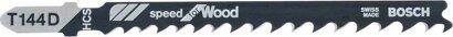 Stichsägeblatt T 144 D Speed for Wood
