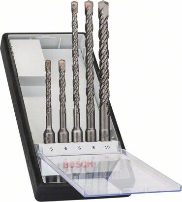 Robust Line Hammerbohrer-Set SDS plus-5