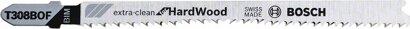 Stichsägeblatt T 308 BOF Extra-Clean for Hard Wood