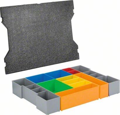 Boxen für Kleinteileaufbewahrung L-BOXX inset box Set
