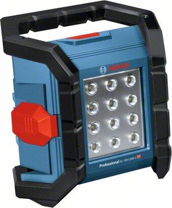 Akku-Baustellenlampe GLI 18V-1200 C