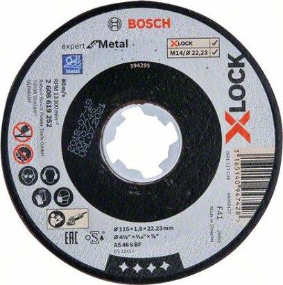 X-LOCK Trennscheibe Expert for Metal