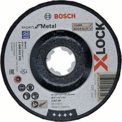 X-LOCK Schruppscheibe Expert for Metal