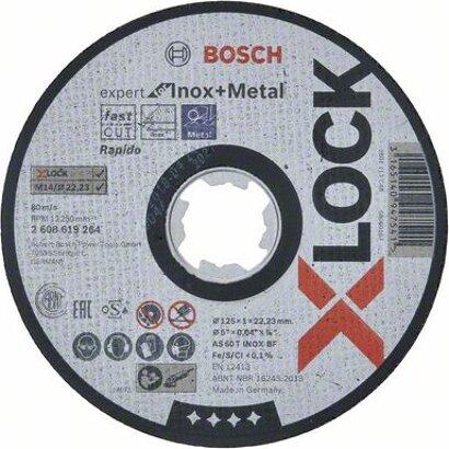 X-LOCK Trennscheiben Expert for Inox and Metal
