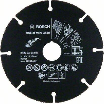Trennscheibe Carbide Multi Wheel