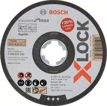 X-LOCK Trennscheiben Standard for Inox