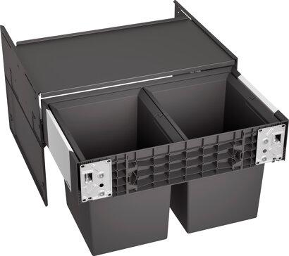 Abfallsystem SELECT II Compact 60/2