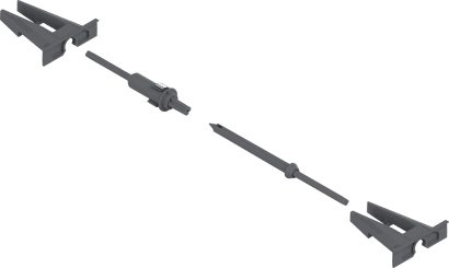 TIP-ON Set für Synchronisierung, LEGRABOX und MOVENTO