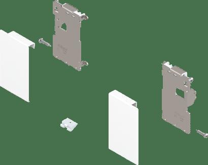LEGRABOX Frontbefestigung für Innenauszug