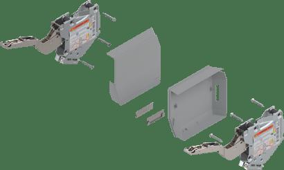 AVENTOS HK-S Kraftspeicher-Set TIP-ON