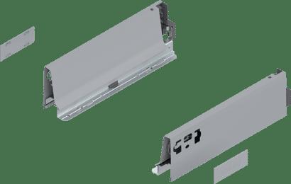 TANDEMBOX Zargenset Höhe M (83 mm)