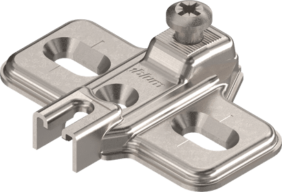 Modul-MPL Stahl vernickelt
