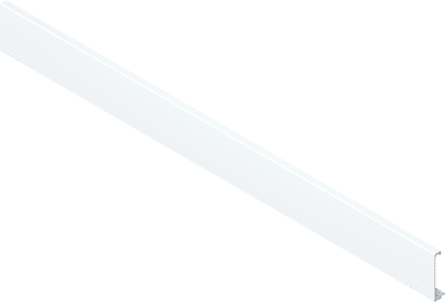 Vorderstück 1036,3mm für TANDEMBOX