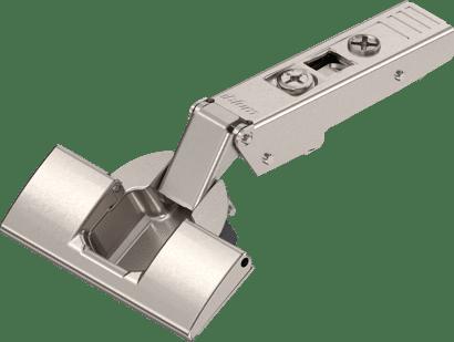 CLIP top 120° 0mm gekröpft Touch-Latch
