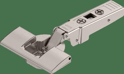 CLIP top Profiltürscharnier 95° ohne integrierte Dämpfung