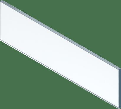 LEGRABOX Glaselement vorne