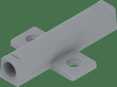 TIP-ON für Türen Adapterplatte kreuzform zum Anschrauben