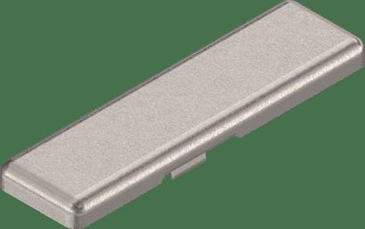 Metall-CLIPper vernickelt für Cristallo und Winkelscharniere