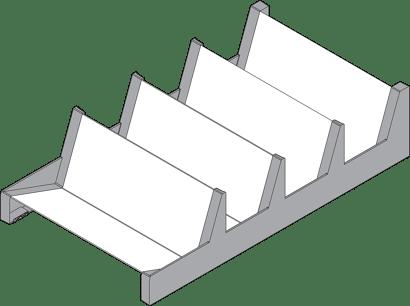 AMBIA-LINE Gewürzhalter