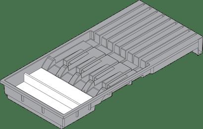 AMBIA-LINE Messerhalter