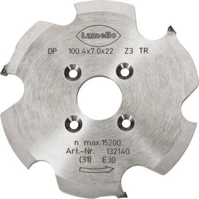 Diamant-Nutfräser für Zeta P2