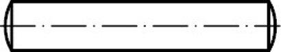 DIN 7 Edelstahl A4 m6 Zylinderstifte