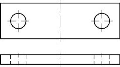 DIN 15058 Stahl Achshalter (für Hebezeuge)