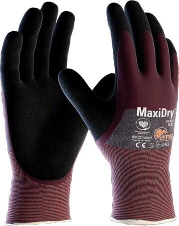 Schnittschutzhandschuh ATG® Maxi-Dry 56-425