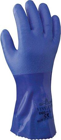 Schutzhandschuh PVC