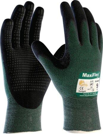 Montagehandschuh MaxiFlex® Cut™, genoppt