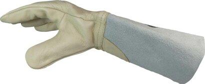 Handschuh Welder 11 Rindnarbenleder