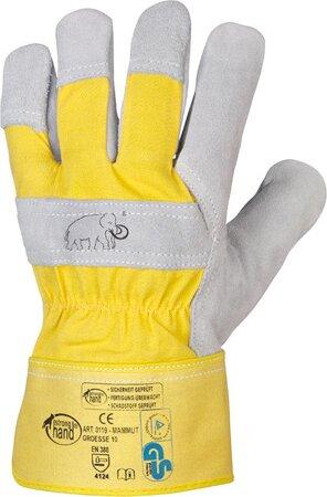 Handschuh Mammut Rind/Kernspaltleder