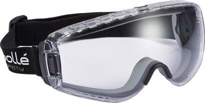Vollsichtbrille Pilot klar