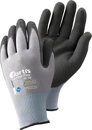 Feinstrick-Handschuh