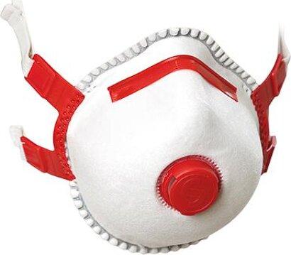 Atemschutzmaske Mandil SB-1-F FFP3/V