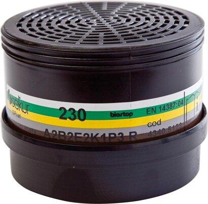 Filter 230A2B2E2K1P3R D für Polimask 230