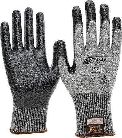 Schnittschutzhandschuh Taeki5 Nitril-beschichtet