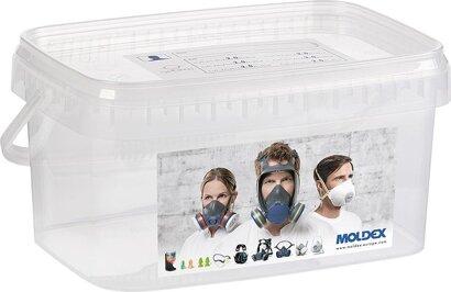 Aufbewahrungsbox für Halbmasken