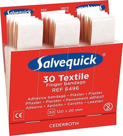 Salvequick Nachfüllpackung Pflaster elastisch