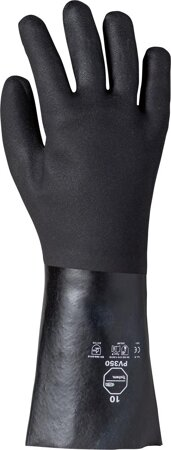Handschuh Tychem PV-350 PVC