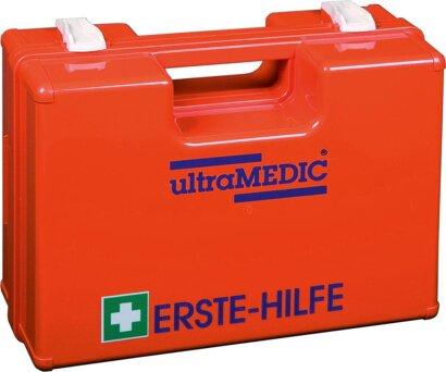 Erste-Hilfe-Koffer orange Super II