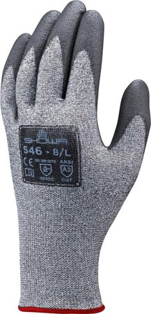 Schnittschutzhandschuh Showa DURACoil 546
