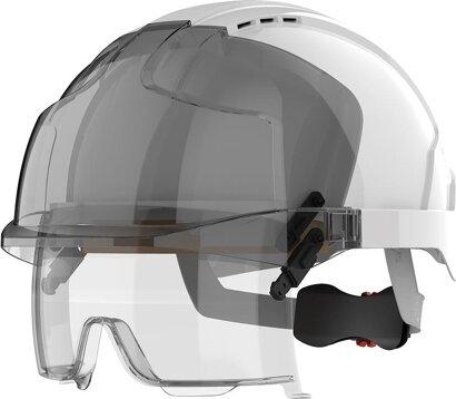 Schutzhelm EVO VISTAlens mit Überbrille
