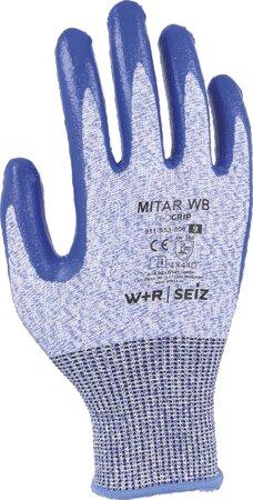 Schnittschutzhandschuh Mitar WB EcoGrip