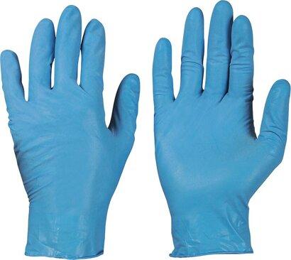 Einweg-Handschuh Kowloon Nitril ungep.